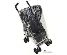 Parapioggia compatibile con passeggino BabyStyle TS2