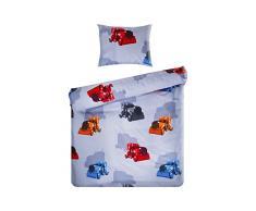 Home De Bleu 100000128666 Baby Set di biancheria da letto, 100 x 135 cm