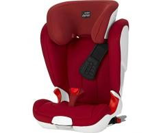 Britax-Romer 2000022037 Kidfix II XP Seggiolino Auto, Flame Red