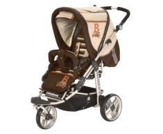 Babywelt 14010073 – 391 – Sedia di passeggino sportivo