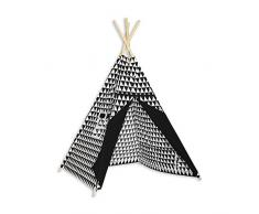 Fun with mum TEE-TEN-BLA-WHI - Tenda Tipi, multicolore