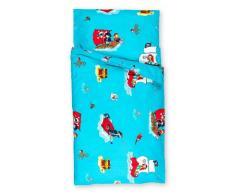 Kindertraum 52006006035 biancheria da letto per bambini pirati 40/60 e 100/135 cm, del. 060