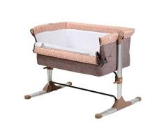 Lorelli Sleep and Care - Culla pieghevole Cododo con borsa/materasso beige, 1 unità
