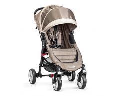 Baby Jogger City Mini 4 Passeggino, Beige(Sand/Stone)