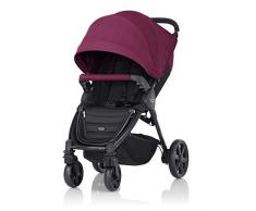 Britax-Romer 2000025712 B-Agile/B-Motion Canopy Pack Capottina Passeggino, Wine Red