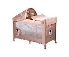 Lorelli San Remo 2+ - Letto pieghevole per neonati