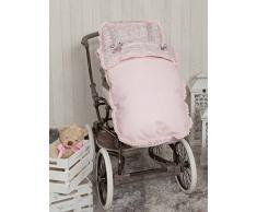 Babyline Caramello - Sacco di sedia di passeggino Rosa