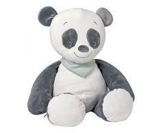 Nattou peluche Mega 75 cm 963282, Loulou, LEA e Hippolyte, Loulou il panda