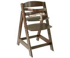 Roba 7562Bg Sit Up III Seggiolone, Marrone