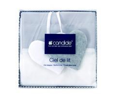 Candide 224680.0 per letto baldacchino/tenda, grigio