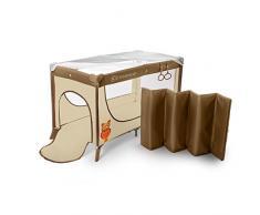 Kind Kraft Joy standard Lettino bambini Baby Lettino da viaggio Lettino pieghevole Box