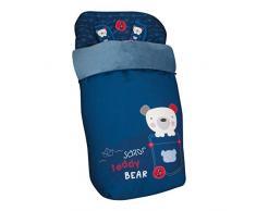 Babyline Teddy Bear - Sacco di sedia di passeggino