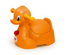 Ok Baby - Quack - il Divertente Vasino a Forma di Papera Arancione - 37074530