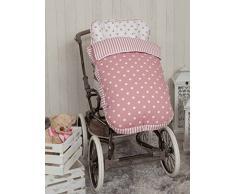 Babyline giostra - Sacco di sedia di passeggino Rosa