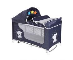 Lorelli 10080421832 letto ombrello bambino letto pieghevole Moonlight