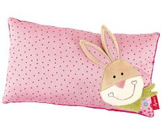 Sigikid, Cuscino per bambini, motivo: Coniglietto, Rosa (rosa)