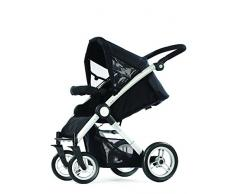 Passeggino Mutsy Transporter Black (chassis+seat+canopy)
