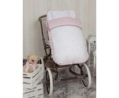Babyline sogni – Sacco di sedia di passeggino Rosa