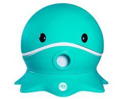 DBb Remond - Vasino per bambino, motivo: faccia intelligente, colore: turchese