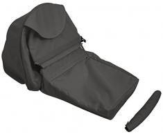 britax-romer 2000025714 b-agile/b-motion canopy pack and apron capottina passeggino, black denim
