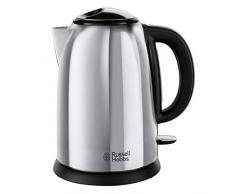 Russell Hobbs Victory Bollitore, 2400 W, 1 Cups, Acciaio Inox