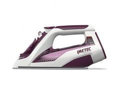 Imetec ZeroCalc Z3 3900 Ferro da Stiro a Vapore, Tecnologia Anticalcare, Tecnologia Intellivapor, Piastra Ceramica, 2400 W, Colpo Vapore 170 g