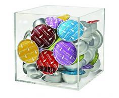 Bialetti Portacapsule Cubo, Accessorio macchina del caffè