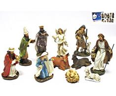 Presepe Cm.11X15H-Set 11 Ps.