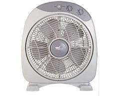 Melchioni Family Ventilatore Box Fan-Diametro 30 cm Potenza 40w, Plastica