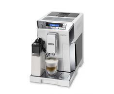 DELONGHI ECAM 45,766.W Macchina per caffè, Cappuccino, Eletta bianco