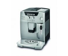 DeLonghi ESAM 04.120.S - Macchina per il caffè, serbatoio dacqua con capacità 1,8 l, bocchetta per il vapore
