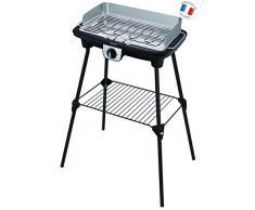 Tefal EasyGrill XXL Barbecue elettrico su piedi Termostato regolabile