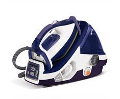 Tefal, ferro da stiro Pro X-Pert Plus (GV8977) a vapore variabile (da 0 g/min a 120 g/min, colpo di vapore: 500 g/min, Power Zone: 360 g/min, spegnimento automatico, 7,2 bar) viola e bianco