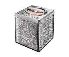 Unold 48870 Gelatiera compressore 2L 180W Acciaio inossidabile macchina per gelato