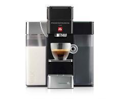 Francis Francis! 60234 Macchina da Caffè Espresso e allAmericana in Capsule Iperespresso Y5, 0.5 litri, Nero