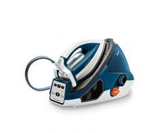 Tefal Pro Express Ultimate Care GV7850 2400W 1.6L Durilium Autoclean soleplate Blu, Bianco ferro da stiro a caldaia