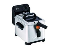 Tefal Filtra Pro FR5160 Singolo Friggitrice 2400W Nero, Acciaio inossidabile friggitrice