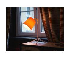 Lampada da tavolo bianca moderna - Lampada da comodino - MOOKI