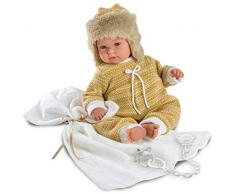Llorens 63625 bebito Newborn bambola, 36 cm