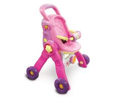 Vtech - 154105 - Passeggino per bambole Little Love - 3 in 1