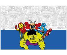 Marvel Avengers 78371 - Tovaglia per feste, 1 ct, colore: Verde