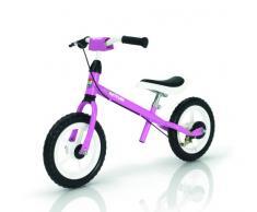 Kettler 8719-100 - Speedy, Bicicletta per bambini, 31,8 cm (12,5 pollici), colore: Rosa
