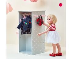 Olivia s Little World – Mobile guardaroba, td-0094ag