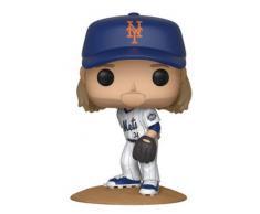 Funko- Major League Baseball Figure Noah Syndergaard Statua Collezionabile New York Toy Fair, 9 cm, 30233