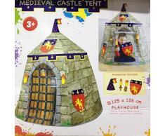 Checkey Ltd 54103 Tenda Castello Te