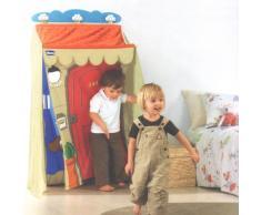 Chicco Casetta 1 Due Tre 60015 Arredo E Complementi Bambini Prima Infanzia Gioca 371, Multicolore, 8003670858263