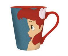 ABYstyle Disney Idea Regalo, Colazione, Scrivania, Portapenne, Ufficio, Tazza, Tazze, Collezionabili, Comics, Manga, Serie TV, Multicolore, ABYMUG561