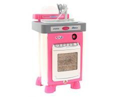 Polesie 47946 Carmen - Cucina con lavastoviglie e lavello, Giocattolo