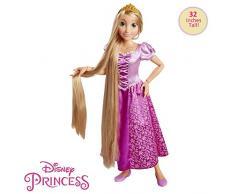 Jakks Pacific – Disney Rapunzel Bambola,, Taglia Unica, 61773 – 11L