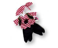 Costruisci la tua 15 pollici armadio Orsacchiotti pirata abbigliamento adatta Costum Costruire Orso Orso peluche Abbigliamento